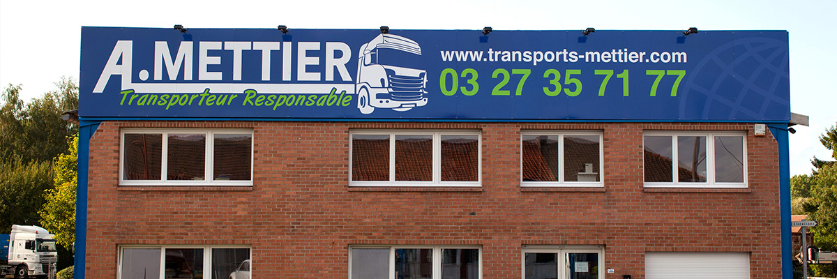 Transports A. Mettier